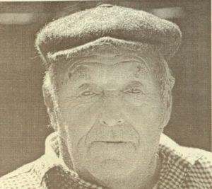 Benedik Bardinc, pripadnik čvrste loparske rodovine.